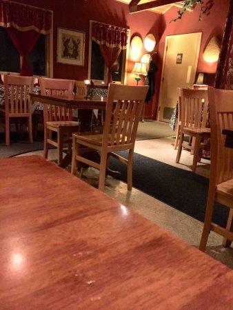 Lambertville, Nueva Jersey: Seating Area