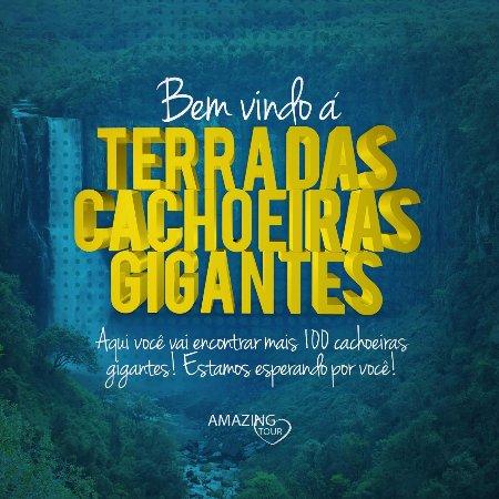 Prudentopolis, PR: A Terra das Cachoeiras Gigantes!