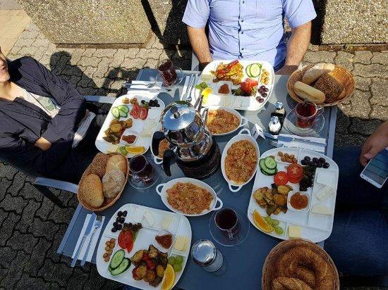 Rheinfelden, Γερμανία: Frühstück & Brunch