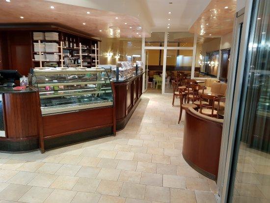 Rheinfelden, Γερμανία: Cafe olala
