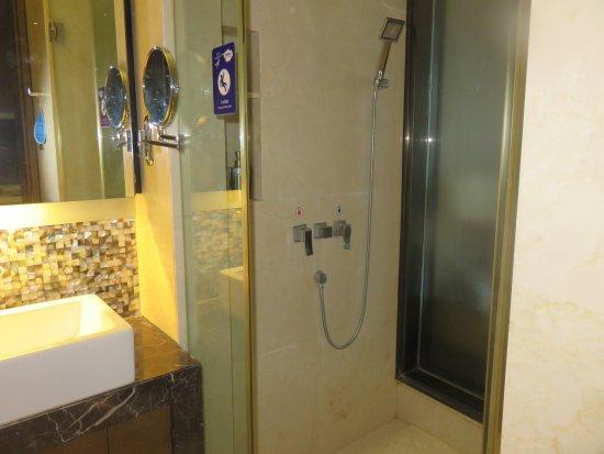 eStay Residence - Poly Central Pivot: シャワー室