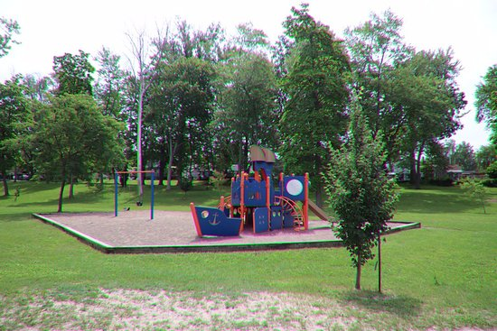 St. Catharines, Καναδάς: A playground