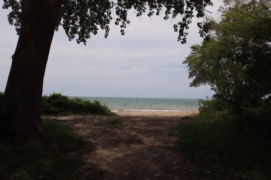 St. Catharines, Καναδάς: Getting back to the beach