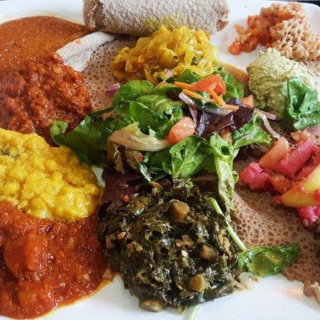 Desta Ethiopian Kitchen Atlanta Ga Menu