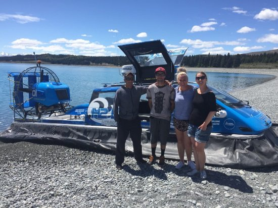 H2 Explore: Fun on Lake Pukaki