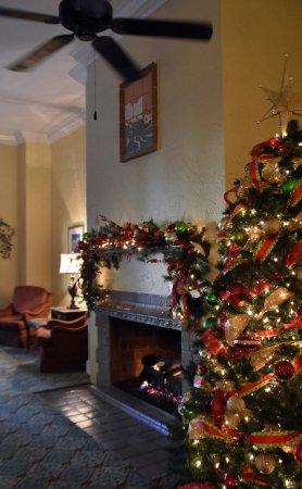 Van Horn, Teksas: Hotel lobby