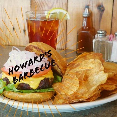 Lillington, NC: American Classic 100% Angus Burger (never frozen!)