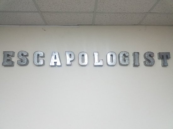 Lawton, OK: Escapologist