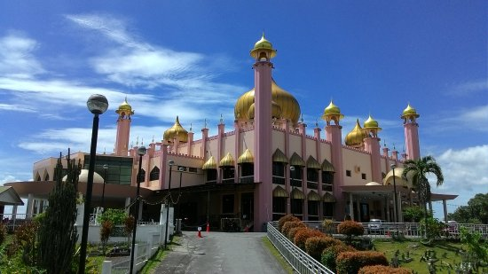 Kuching Mosque : 古晉清真寺
