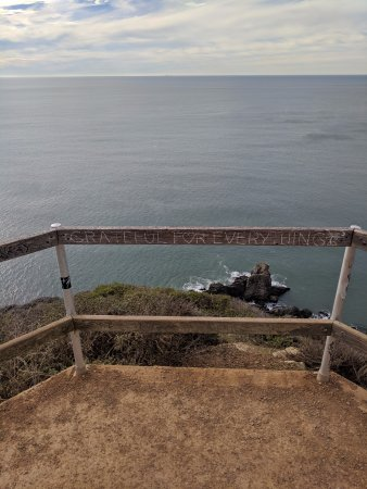Muir Beach, CA: lookout