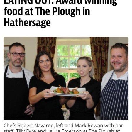 Hathersage, UK: The Plough Inn