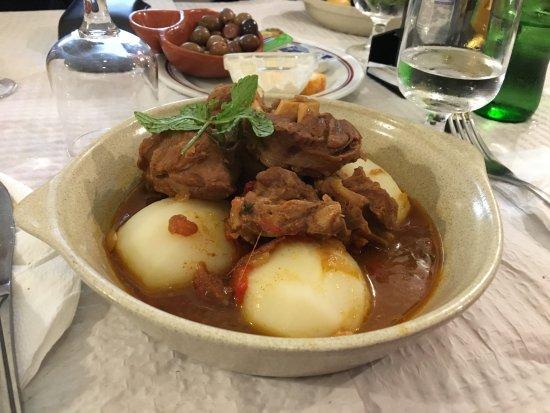 Sintra Municipality, Portugal: Lam Stew