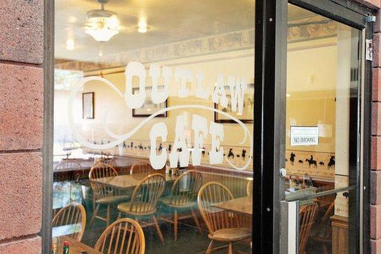 Wellington, Юта: Restaurant