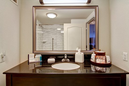 Hampton Inn by Hilton Toronto Airport Corporate Centre: Guest room
