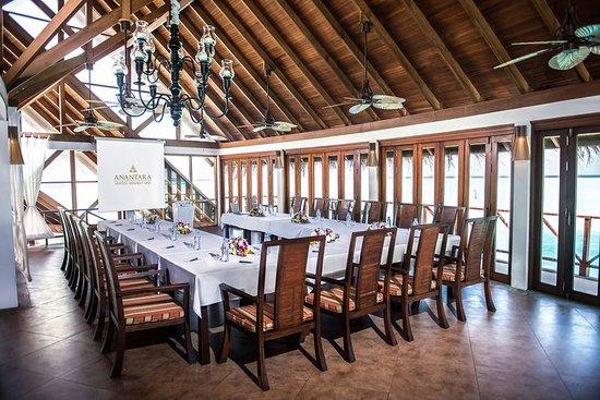 Anantara Dhigu MaldivesResort: Meeting room