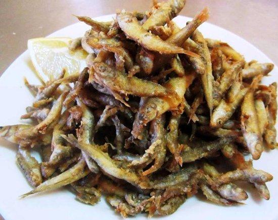 """Azolimnos, Griekenland: """"Ψαράκι τηγανιτό"""""""