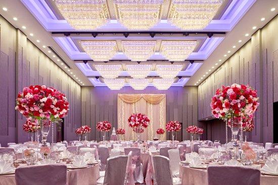 Sheraton Towers Singapore: Grand Ballroom Wedding
