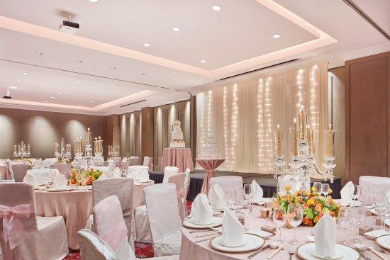 Sheraton Towers Singapore: Topaz Room Wedding