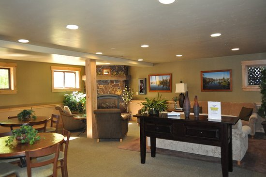 Olympic Valley, CA: Lobby