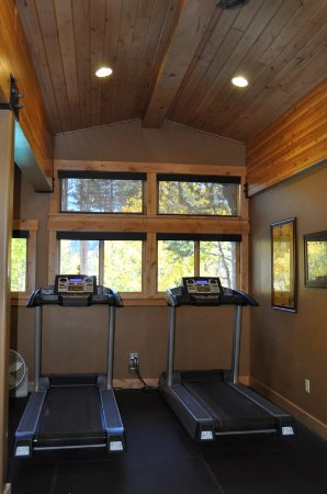 Olympic Valley, Californien: Health club
