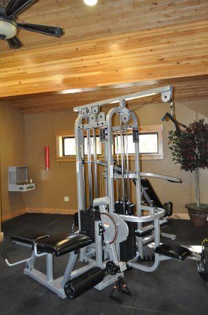 Olympic Valley, CA: Health club