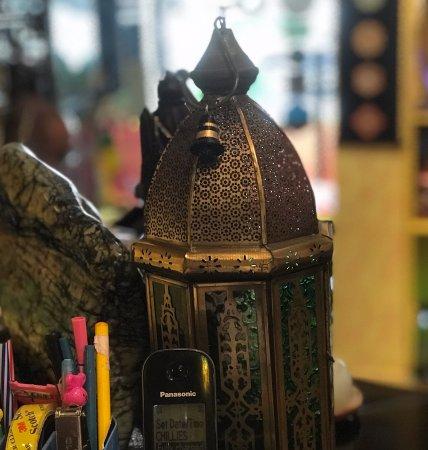 Chilliesine Indian Restaurant - CunZhong Store: Art in Chillies Indian restaurant Taiwan