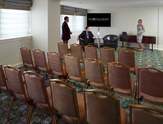Omni Shoreham Hotel: Meeting room