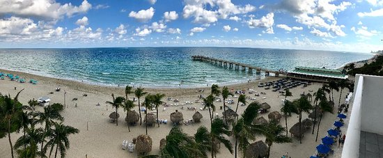 Sunny Isles Beach, Φλόριντα: Taken with Pano from iphone
