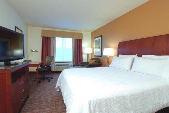 Hilton Garden Inn Rockford: Guest room