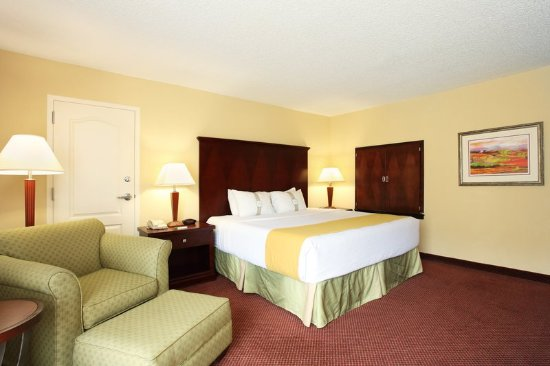 Holiday Inn-Asheville Biltmore West: Suite