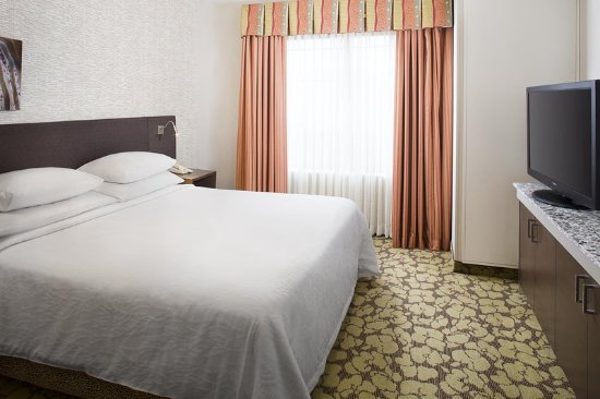 Hilton Garden Inn Wisconsin Dells: Guest room