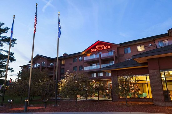Hilton Garden Inn Wisconsin Dells: Exterior