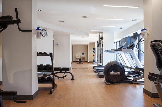 Les Suites Hotel Ottawa: Health club
