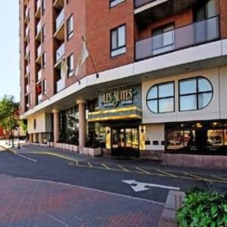 Les Suites Hotel Ottawa: Exterior