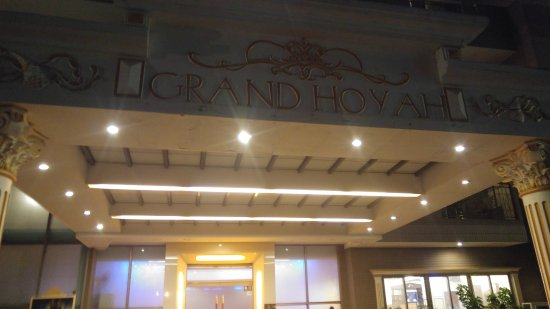 Grand Hoyah Hotel Photo