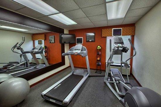 Garner, North Carolina: Health club