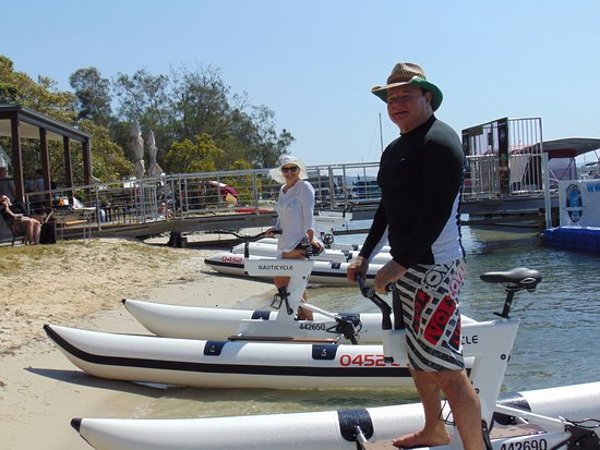Noosaville, Australia: Another beautiful day on the water