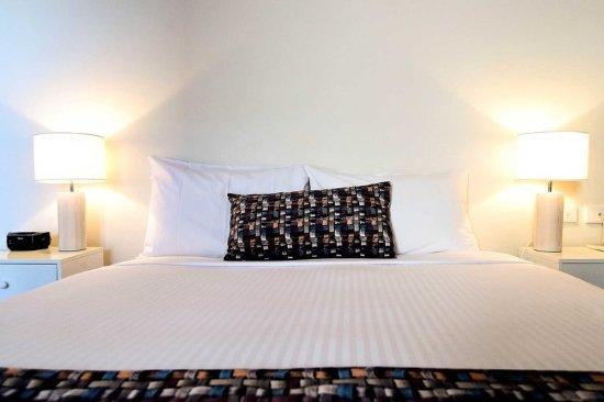 Benalla, Australia: Guest room