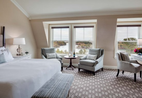 New Castle, Nueva Hampshire: Guest room