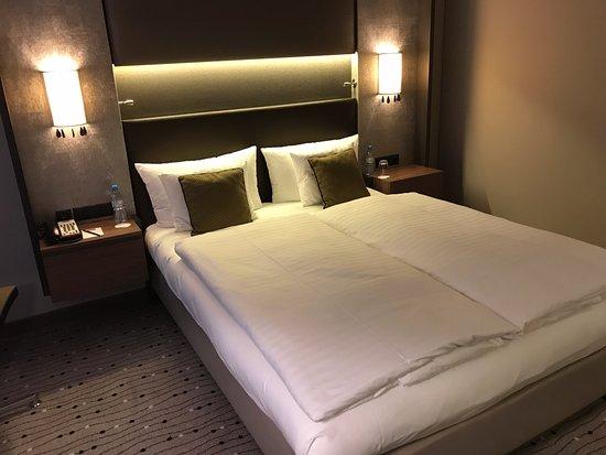 Gutes Queensize Bett Picture Of Steigenberger Hotel Am Kanzleramt