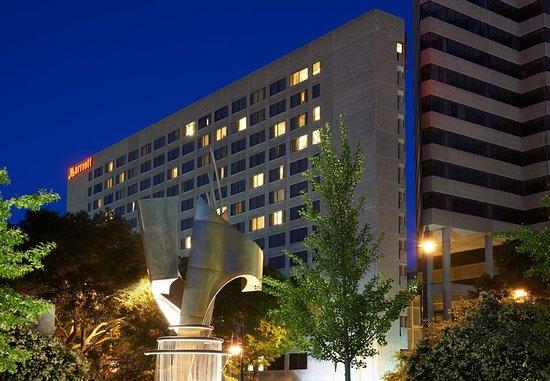 Columbia Marriott: Exterior