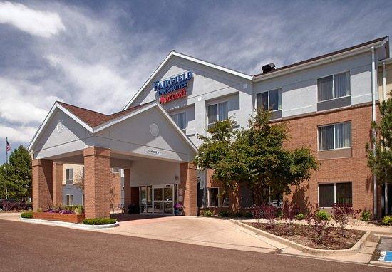Fairfield Inn & Suites Denver North/Westminster: Exterior