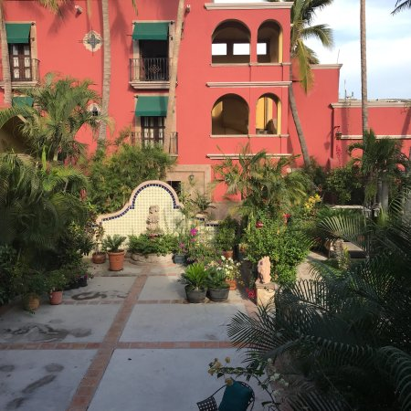 Casa Bella Boutique Hotel: Charming and central location...