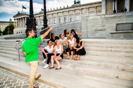 Vienna Super Saver: City Walking Tour...