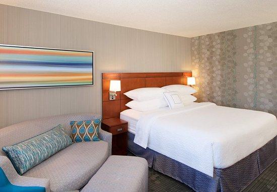 Billerica, MA: Guest room