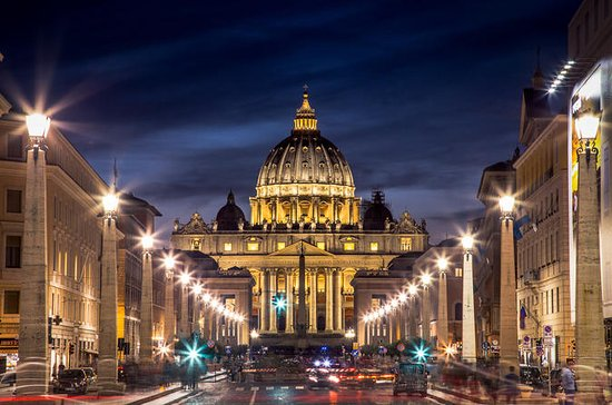 Kveldsomvisning i Vatikanet med...