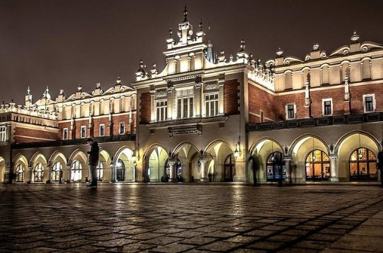 Krakow Dark History Evening Walking