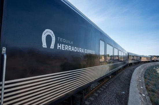 Tequila Herradura Express Train and...