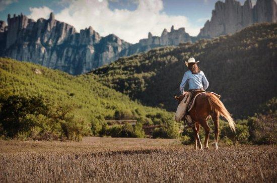 Montserrat Monastery and Horseback ...