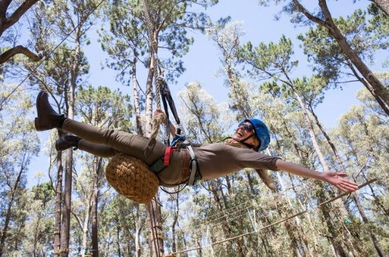 Busselton High Ropes and Flying Fox...